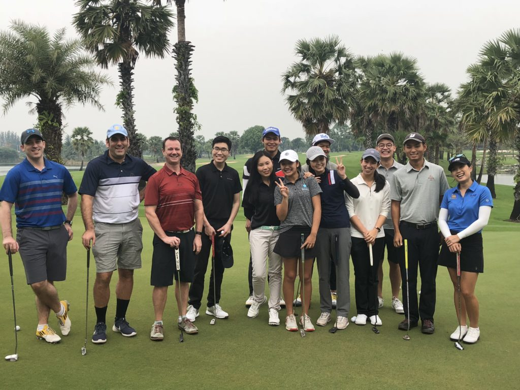 Alumni Golf Tournament 2019