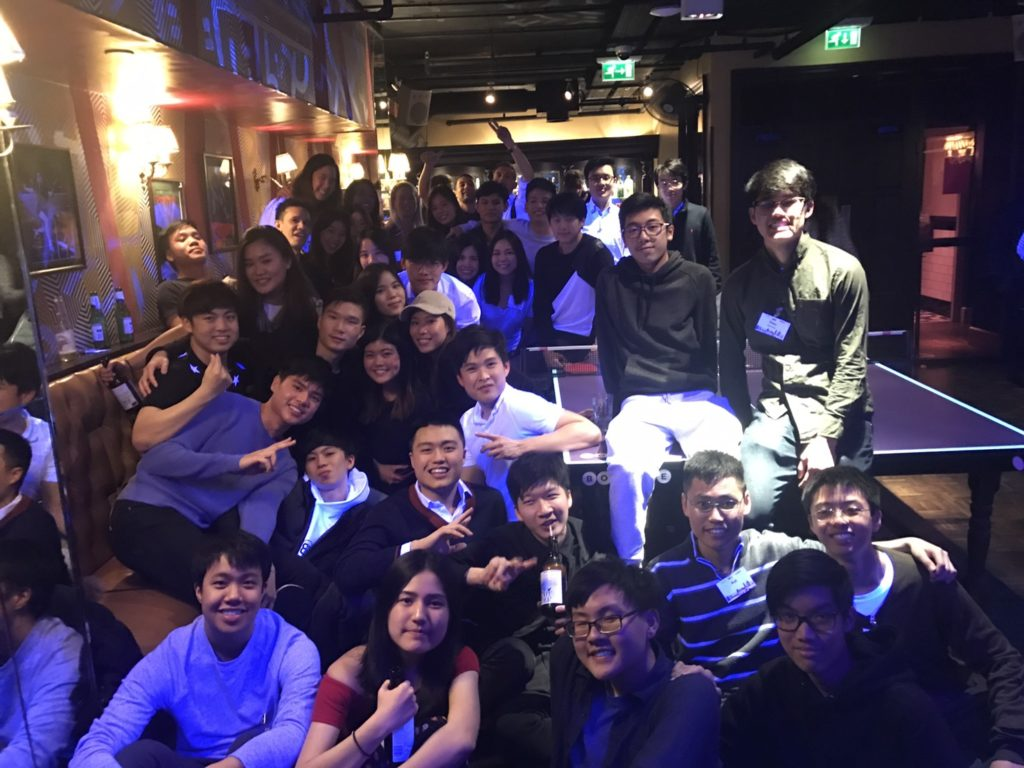 London Alumni Event 2018 and Higher Education Trip to UK